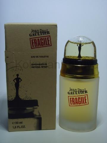 JEAN PAUL GAULTIER Fragile (Vintage) Parfüm Kadın 50ml Eau De Toilette (EDT) Sprey