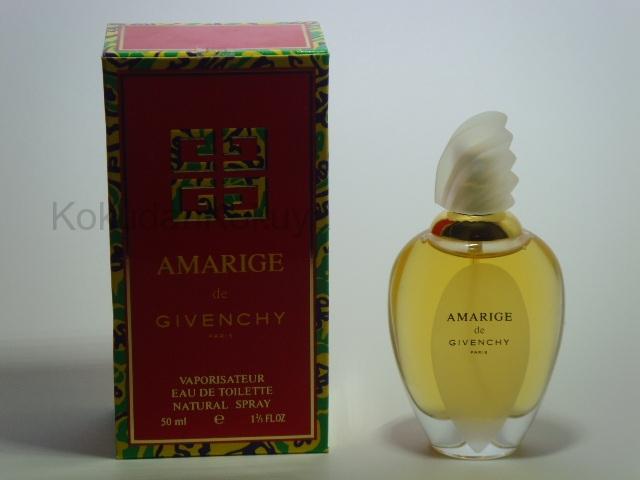 GIVENCHY Amarige (Vintage) Parfüm Kadın 50ml Eau De Toilette (EDT) Sprey