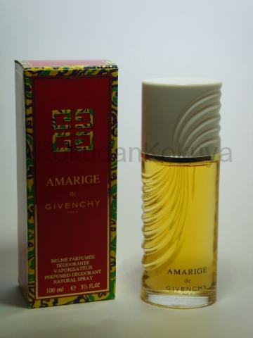 GIVENCHY Amarige (Vintage) Deodorant Kadın 100ml Deodorant Spray (Cam)