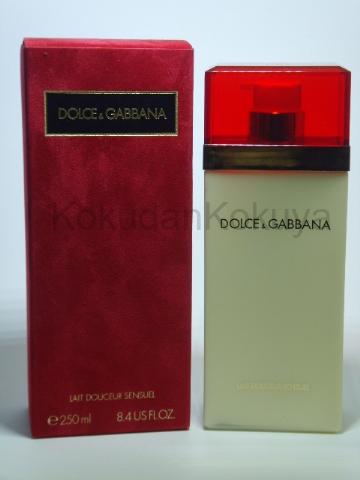 DOLCE GABBANA Pour Femme (Vintage) Banyo Ürünleri Kadın 250ml Duş Jeli