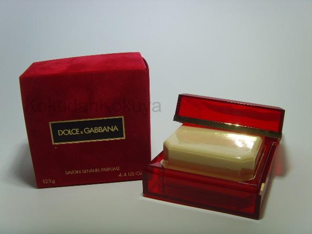 DOLCE GABBANA Pour Femme (Vintage) Vücut Bakım Ürünleri Kadın 125ml Sabun