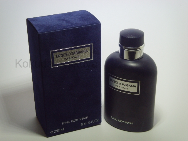 DOLCE GABBANA Pour Homme (Vintage) Vücut Bakım Ürünleri Erkek 250ml Vücut Losyonu
