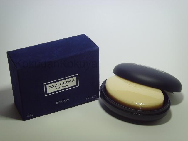 DOLCE GABBANA Pour Homme (Vintage) Vücut Bakım Ürünleri Erkek 125ml Sabun
