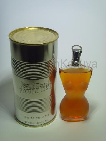 JEAN PAUL GAULTIER Classique Woman (Vintage) Parfüm Kadın 100ml Eau De Toilette (EDT) Dökme