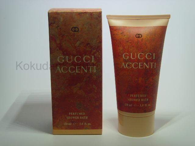 GUCCI Accenti (Vintage) Banyo Ürünleri Kadın 150ml Duş Jeli