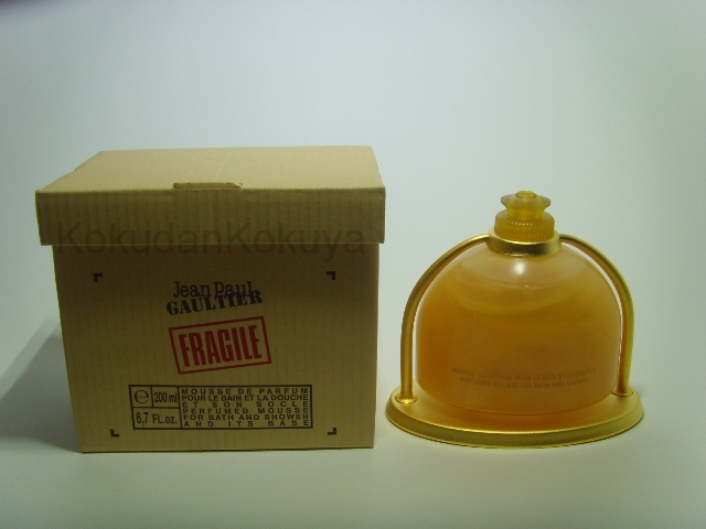 JEAN PAUL GAULTIER Fragile (Vintage) Banyo Ürünleri Kadın 200ml Duş Jeli