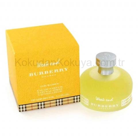 BURBERRY Weekend for Women (Vintage) Parfüm Kadın 100ml Eau De Parfum (EDP) Sprey