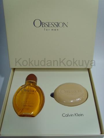 CALVIN KLEIN Obsession for Men (Vintage) Parfüm Erkek 125ml Eau De Toilette (EDT) Sprey
