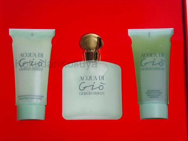 GIORGIO ARMANI Acqua Di Gio pour Femme (Vintage) Parfüm Kadın 50ml Eau De Toilette (EDT) Sprey