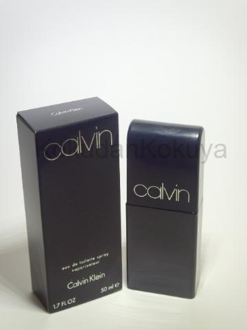 CALVIN KLEIN Calvin (Vintage) Parfüm Erkek 50ml Eau De Toilette (EDT) Sprey