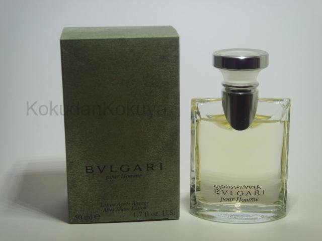 BVLGARI Pour Homme (Vintage) Erkek Cilt Bakım Ürünleri Erkek 50ml Traş Losyonu Dökme