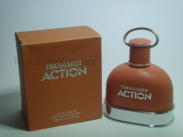 TRUSSARDI Action Donna (Vintage) Parfüm Kadın 100ml Eau De Toilette (EDT) Sprey