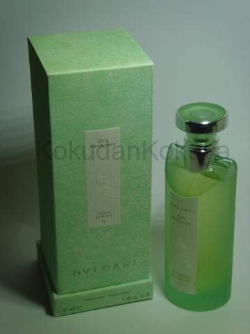 BVLGARI Eau Parfumee Au The Vert (Vintage) Parfüm Unisex 150ml Eau De Cologne (EDC) Sprey