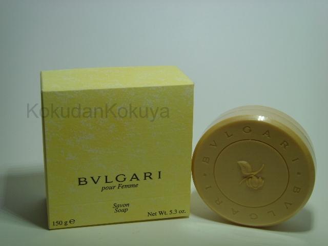 BVLGARI Pour Femme (Vintage) Vücut Bakım Ürünleri Kadın 150ml Sabun