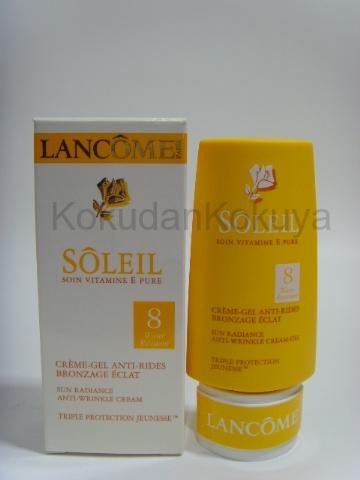 LANCOME Soleil (Triple Protective Jeunesse) Güneş Ürünleri Unisex 50ml Güneş Kremi spf 8