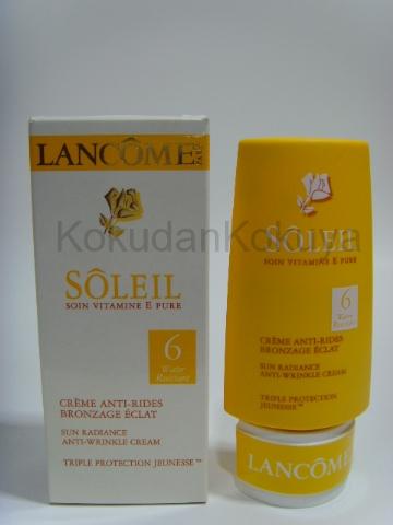 LANCOME Soleil (Triple Protective Jeunesse) Güneş Ürünleri Unisex 50ml Güneş Kremi spf 6