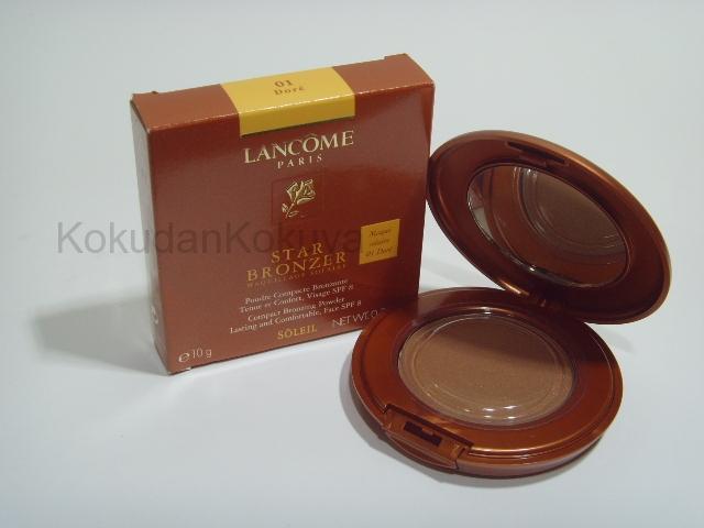 LANCOME Star Bronzer Vücut Bakım Ürünleri Unisex 10ml Güneşsiz Bronzlaştırıcı