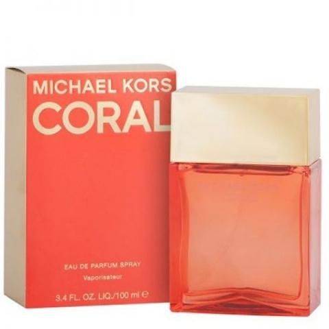 MICHAEL KORS (2020) Coral Parfüm Kadın 100ml Eau De Parfum (EDP)