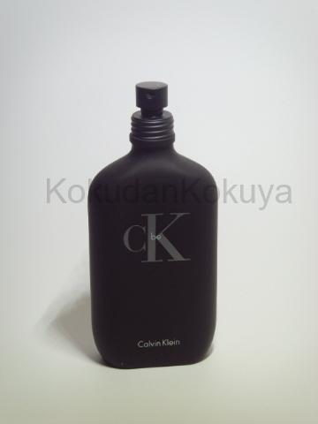 CALVIN KLEIN CK Be (Vintage) Parfüm Unisex 200ml Eau De Toilette (EDT) Sprey