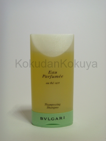 BVLGARI Eau Parfumee Au The Vert (Vintage) Saç Bakım Ürünleri Unisex 75ml Saç ve Vücut Şampuanı Dökme