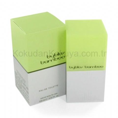 BYBLOS Bamboo for Men (Vintage) Parfüm Erkek 100ml Eau De Toilette (EDT) Sprey
