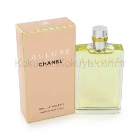 CHANEL Allure for Women Parfüm Kadın 100ml Eau De Toilette (EDT) Sprey