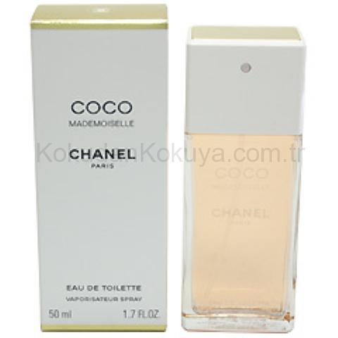 CHANEL Coco Mademoiselle Parfüm Kadın 50ml Eau De Toilette (EDT) Sprey