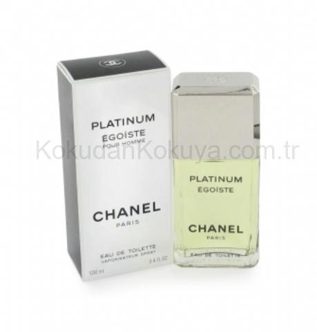 CHANEL Egoiste Platinium (Vintage) Parfüm Erkek 100ml Eau De Toilette (EDT) Sprey