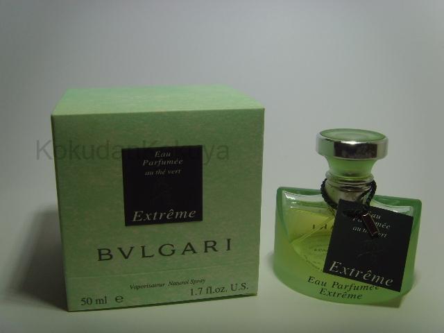 BVLGARI Eau Parfumee Au The Vert Extreme (Vintage) Parfüm Unisex 50ml Eau De Parfum (EDP) Sprey