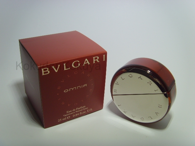 BVLGARI Omnia (Vintage) Parfüm Kadın 25ml Eau De Parfum (EDP) Sprey