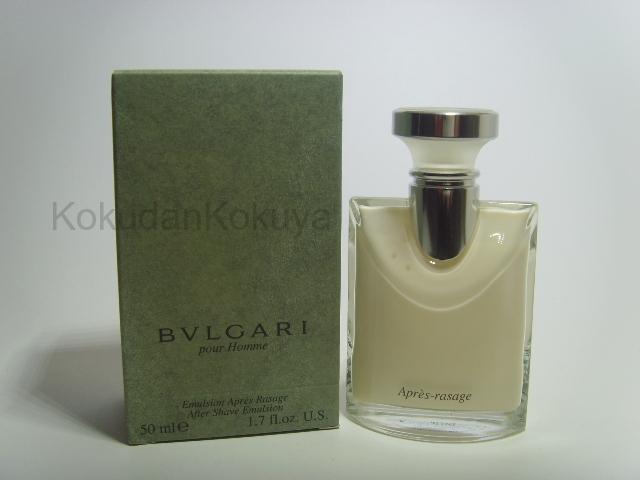 BVLGARI Pour Homme (Vintage) Erkek Cilt Bakım Ürünleri Erkek 50ml Traş Losyonu Balsam