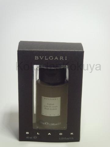 BVLGARI Black (Vintage) Vücut Bakım Ürünleri Unisex 40ml Vücut Losyonu