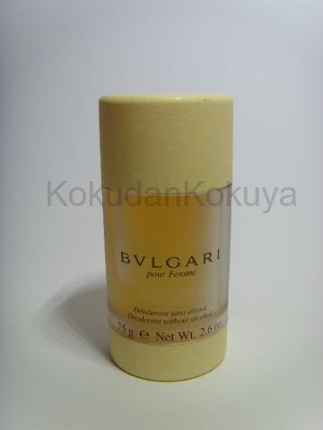 BVLGARI Pour Femme (Vintage) Deodorant Kadın 75ml Deodorant Stick