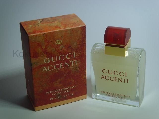 GUCCI Accenti (Vintage) Deodorant Kadın 100ml Deodorant Spray (Cam)