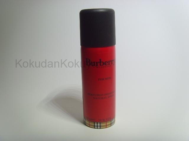 BURBERRY Classic Men (Vintage) Deodorant Erkek 150ml Deodorant Spray (Metal)