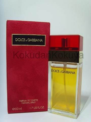 DOLCE GABBANA Pour Femme (Vintage) Parfüm Kadın 50ml Parfum de Toilette  Sprey