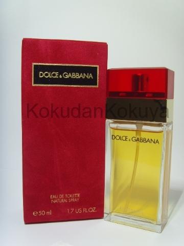 DOLCE GABBANA Pour Femme (Vintage) Parfüm Kadın 50ml Eau De Toilette (EDT) Sprey