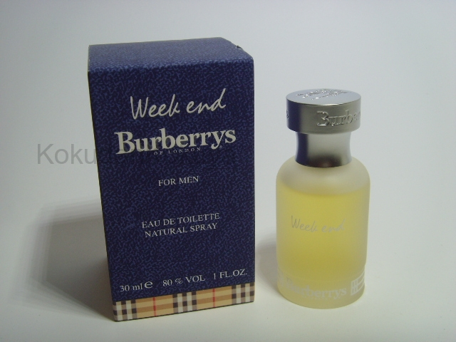 BURBERRY Weekend for Men (Vintage) Parfüm Erkek 30ml Eau De Toilette (EDT) Sprey
