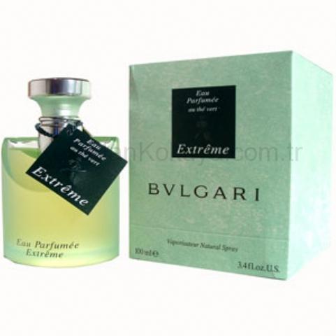 BVLGARI Eau Parfumee Au The Vert Extreme (Vintage) Parfüm Unisex 100ml Eau De Parfum (EDP) Sprey