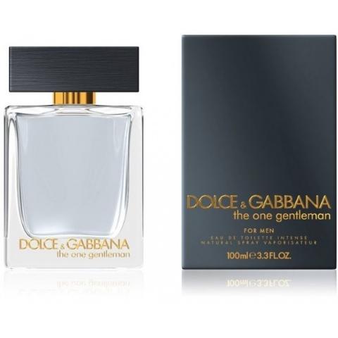 DOLCE GABBANA The One Gentleman Parfüm Erkek 100ml Eau De Toilette (EDT)