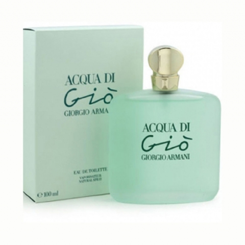 GIORGIO ARMANI Acqua Di Gio pour Femme (Vintage) Parfüm Kadın 100ml Eau De Toilette (EDT)