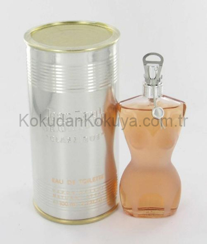 JEAN PAUL GAULTIER Classique Woman (Vintage) Parfüm Kadın 100ml Eau De Toilette (EDT) Sprey