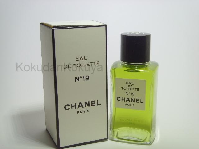 CHANEL No. 19 (Vintage) Parfüm Kadın 100ml Eau De Toilette (EDT) Dökme