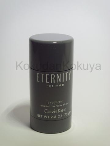 CALVIN KLEIN Eternity for Men (Vintage) Deodorant Erkek 75ml Deodorant Stick