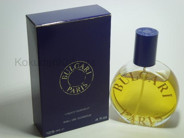 BVLGARI Paris (Vintage) Parfüm Kadın 125ml Eau De Toilette (EDT) Sprey