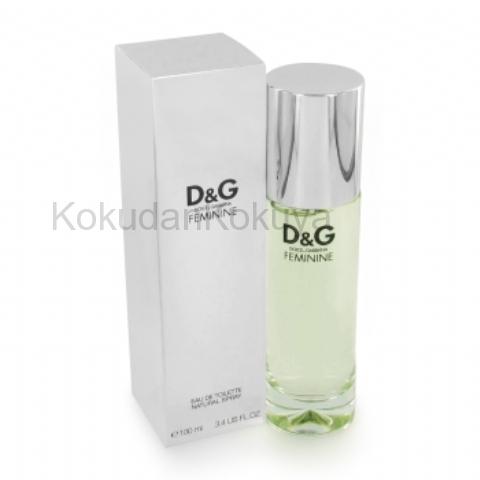 DOLCE GABBANA Feminine (Vintage) Parfüm Kadın 100ml Eau De Toilette (EDT) Sprey