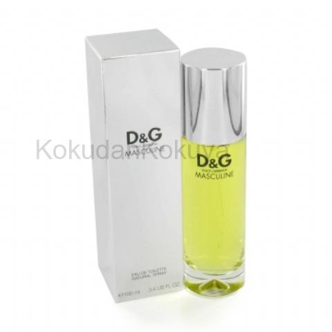DOLCE GABBANA Masculine (Vintage) Parfüm Erkek 100ml Eau De Toilette (EDT) Sprey