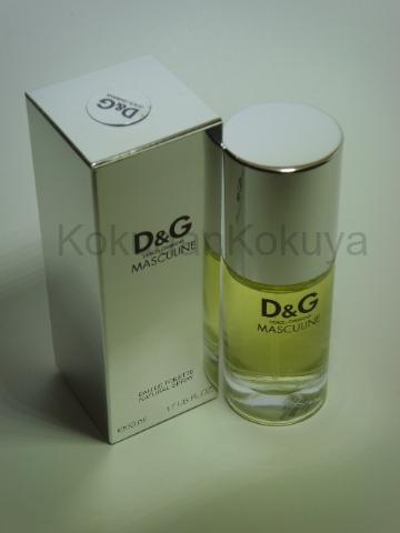 DOLCE GABBANA Masculine (Vintage) Parfüm Erkek 50ml Eau De Toilette (EDT) Sprey