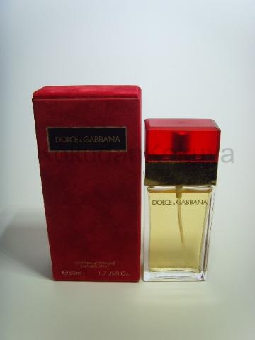 DOLCE GABBANA Pour Femme (Vintage) Deodorant Kadın 50ml Deodorant Spray (Cam)