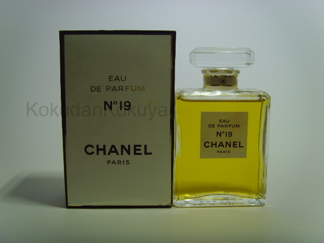 CHANEL No. 19 (Vintage) Parfüm Kadın 50ml Eau De Parfum (EDP) Dökme